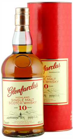 Glenfarclas Scotch Single Malt 10 Year 80@